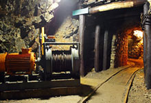 below ground mining