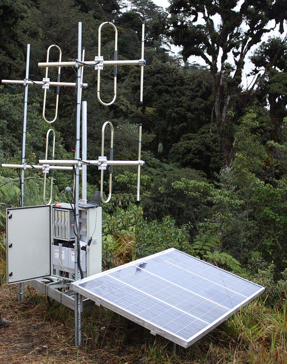 Wireless Environmental Monitoring