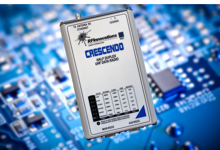 Crescendo Radios in IoT